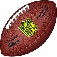 Bola De Futebol Americano Wilson Nfl The Duke Pro Oficial - Unissex