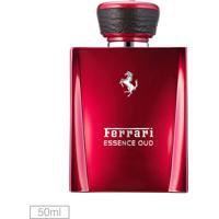 Perfume Ferrari Fragrances Cavallino Essence Oud 50Ml