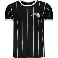 Camiseta Nba Orlando Magic Listrada Masculina - Masculino