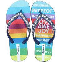 Chinelo Infantil Ipanema Now United Color