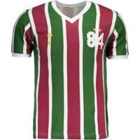 4462b2cb96419 Netshoes  Camisa Retrô Fluminense 1984 Masculina - Masculino