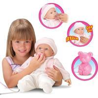 Boneca Interactive Baby - Inalação - Roma Jensen - Unissex-Incolor