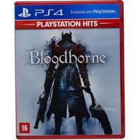 Jogo Ps4 - Bloodborne - Playstation Hits - Sony