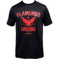 Camisa Flamengo Urubu Braziline Masculina - Unissex