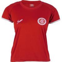 Camisa Internacional Oldoni Dry Feminina - Feminino