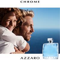 Perfume Azzaro Chrome Masculino Eau De Toilette 100Ml Único