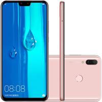 Smartphone Huawei Y9 2019 64Gb Jkm-Lx3 Desbloqueado Rosa