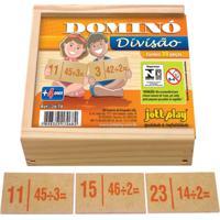 Dominó De Divisão 28 Peças - Jottplay