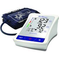Medidor De Pressão Arterial Techline Bp 1305 Digital De Braço