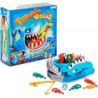 Jogo - Tubarão Bocão - Multikids