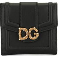 Dolce & Gabbana Carteira Dg Amore - Preto