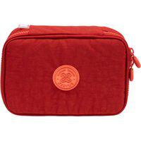 Estojo Box Xeryus Trendy Y2 - Vermelho - 10.208 - Artigo Escolar