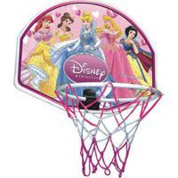 Tabela De Basquete Lider Princesas Multicolorido