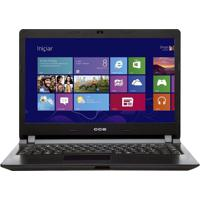 "Notebook Cce X325 - Intel Core I3-2328M - Hd 500Gb - Ram 2Gb - Led 14"" - Windows 8"