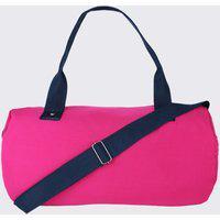 Bolsa Mala De Mão Lenna'S B043 Pink