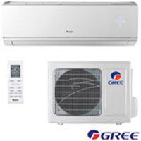 Ar Condicionado Split Hi Wall Inverter Gree Eco Garden Com 12.000 Btus, Quente E Frio, Turbo, Branco - Gwh12Qc-D3Dnb8M/I