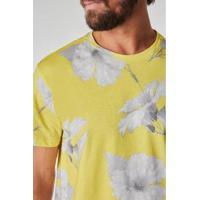 Camiseta Full Print Pf Hibisco Vj Reserva Masculina - Masculino