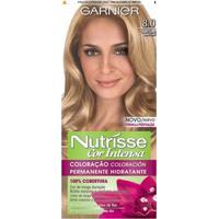 Tintura Garnier Nutrisse Cor Intensa 8.0 Louro Claro