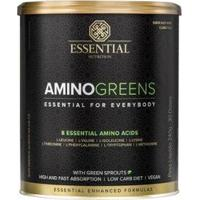 Amino Greens 240G Essential Nutrition - Unissex