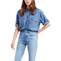 Camisa Jeans Levis Sunny Western - M