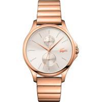 Relógio Lacoste Feminino Aço Rosé - 2001027