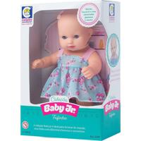Boneca Baby Junior Fofinha - Cotiplás