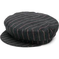 Isabel Marant Baseball Hat - Preto