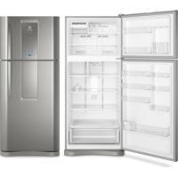 Refrigerador   Geladeira Electrolux Frost Free 2 Portas 553 Litros Inox - Df82X