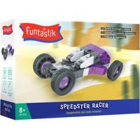 Blocos De Montar - Speedster Racer - Funtastik
