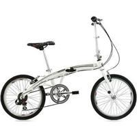 Bicicleta Dobrável Tito To Go Aro 20 - Unissex