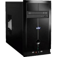 Computador Desktop Cce T232S - Intel Atom Dual Core D2500 - Ram 2Gb - Hd 320Gb - Gravador De Dvd - Windows 7 Starter