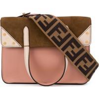 Fendi Bolsa Shopping - Rosa
