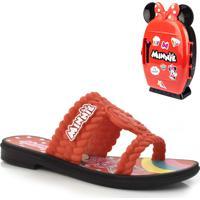 Sandália Infantil Minie Com Mini Geladeira