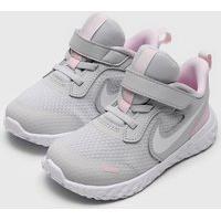 Tênis Nike Infantil Revolution 5 Tdv Cinza