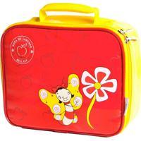 Lancheira Kidsplash! Infantil Bell Fly Vermelha