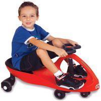 Carrinho Infantil Gira Gira Car - Fenix - Vermelho