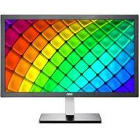 """Monitor Lcd Led 21.5"""" Aoc Full Hd I2276Vw Widescreen Wva Com Conexão Dvi"""