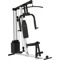 Estação De Musculação Athletic Force Preto