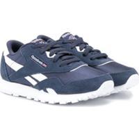 Reebok Kids Dv8563 Lace Up Sneakers - Azul