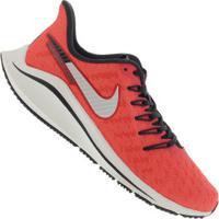 Tênis Nike Air Zoom Vomero 14 - Feminino - Rosa