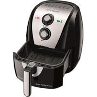 Fritadeira Sem Óleo Grand Family Af-55 I 5,5L 1900W Com Timer Temperatura Até 200°C Inox 220V Mondial