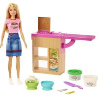 Boneca Barbie Noodle Bar Loira
