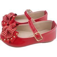 Sapatilha Lupie Fashion Vermelha
