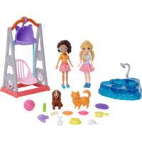 Boneca Polly Pocket - Polly Hora De Brincar - Mascotes - Mattel