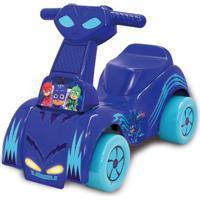 Carrinho Andador - Felinomóvel Push N Scoot - Pj Masks - Dtc