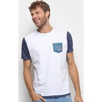 Camiseta Hd Especial Values Masculina - Masculino-Branco
