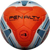 Bola Penalty Se7E N°4 Branca E Laranja