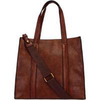 Bolsa Mormaii Shopping Bag Alongada Feminina - Feminino-Marrom