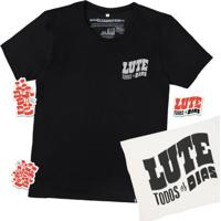 Kit - Lute Todos Os Dias - Camiseta Clássica Masculina