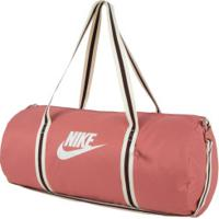 Mala Nike Heritage Duff - Feminina - 30 Litros - Rose